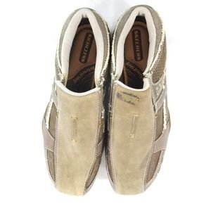 Skechers Mens Relaxed Fit Slip On Shoes Size 10.5